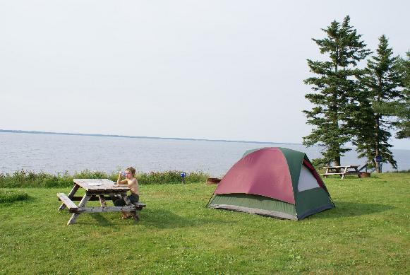 Caraquet camping