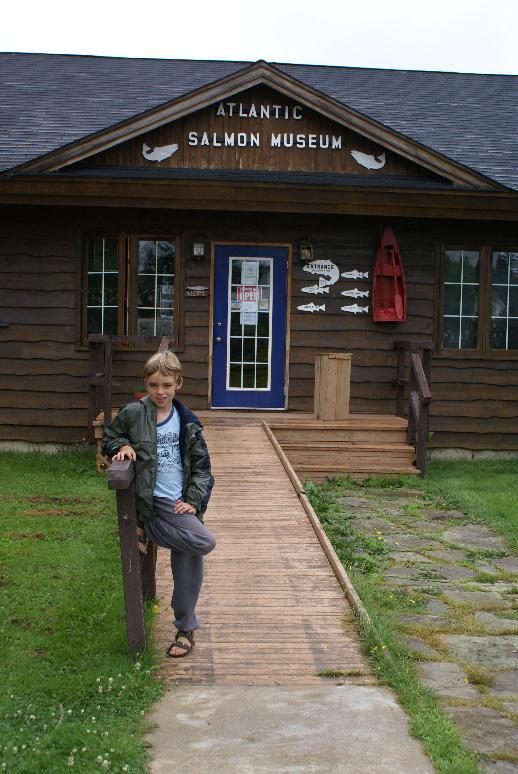 Musée Saumon Oakville