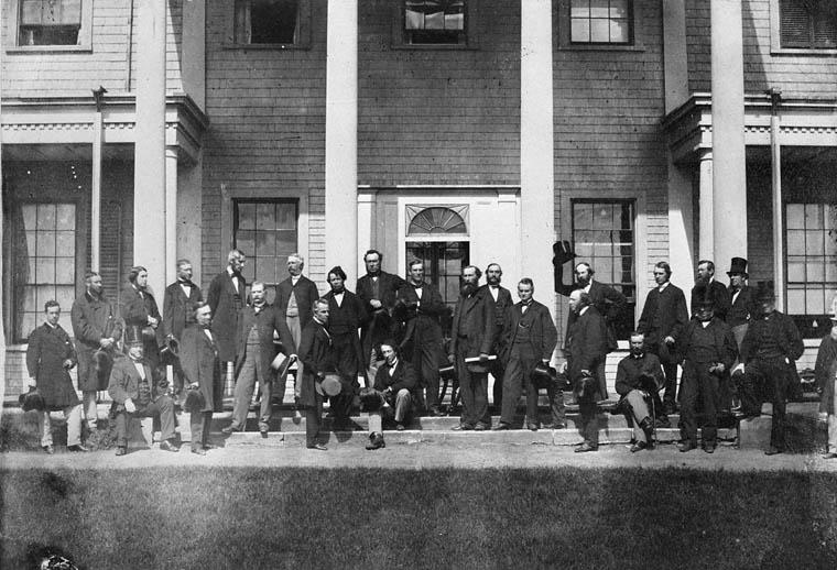 Charlotteville IPE confederation